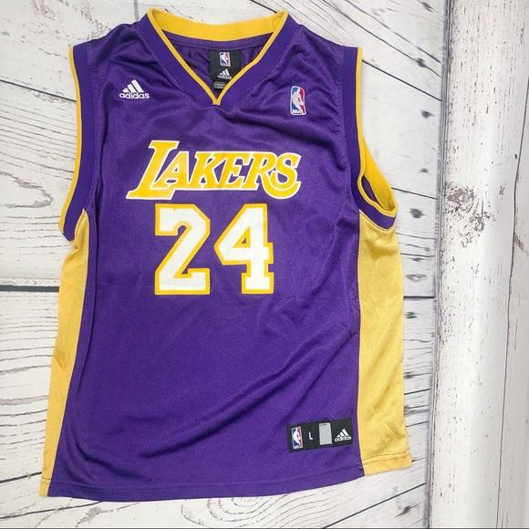 Kobe Bryant #24 LA Lakers Kids Jersey
